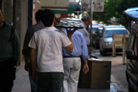 Buenos Aires - carregadores de café 1